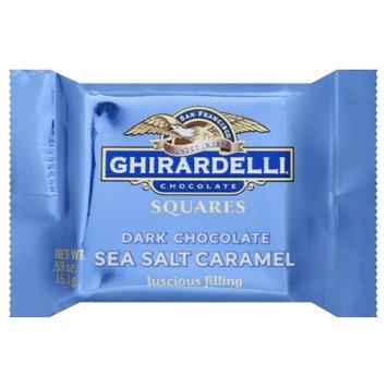 Ghirardelli Chocolate Co Ghirardelli Dark Chocolate Caramel Caddy, 50 Ct