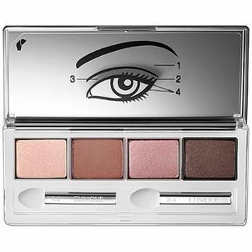 Clinique All About Eye Shadow Quad- 06 Pink Chocolate by CoCo-Shop