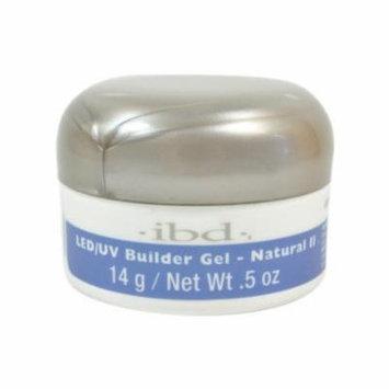 Ibd LED Builder Gel- Natural Ii 0.5oz