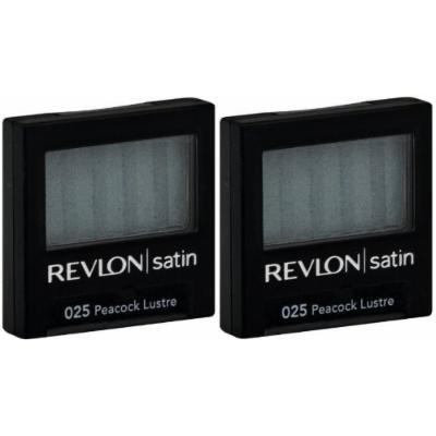 Revlon Luxurious Color Perle Eye Shadow 025 PEACOCK LUSTRE (PACK OF 2)