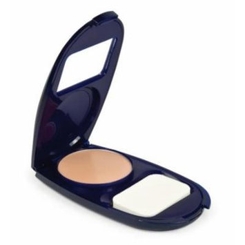 CoverGirl Smoothers Aquasmooth Compact Foundation, Classic Beige 730, 0.4-Ounce Packages (Pack of 2)