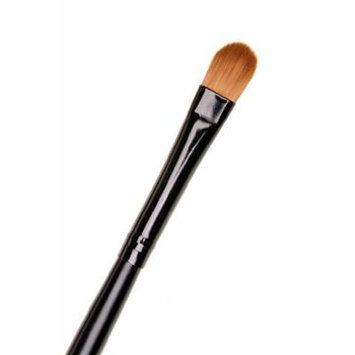 Vegan Blending Concealer Brush - Lifetime Guarantee, PETA & LB Certified Cruelty-Free, Professional-Grade