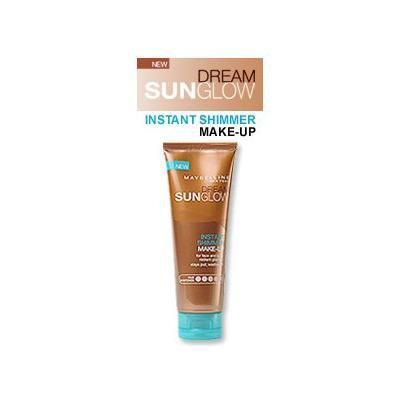 Maybelline Dream Glow Instant Bronzing Makeup Dark