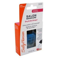 Sally Hansen Salon Manicure Nail Treatment 0.37 oz (Pack of 3)