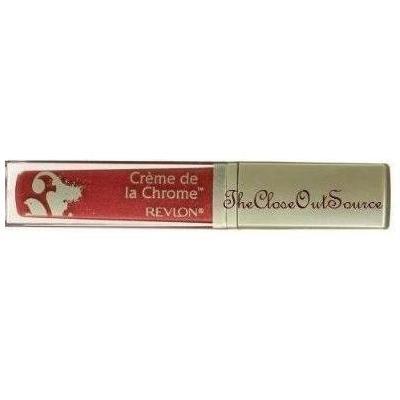 Revlon Creme de la Chrome Liquid Lipcolor #370 RACY RUBY (LIMITED/EDITION)