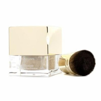 Skin Illusion Mineral & Plant Extracts Loose Powder Foundation (With Brush) - # 108 Sand 13g/0.4oz