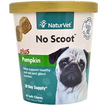 Digestive Supplement Dogs, Healthy Anal Glands, No More Scooting Butts on Your Floor, Made NaturVet