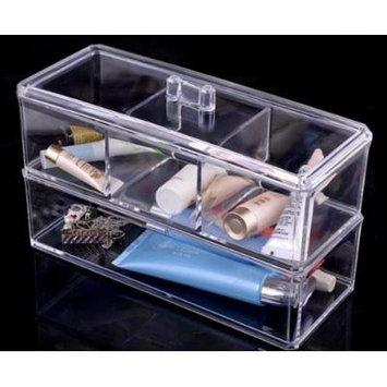Acrylic Cosmetic Organizer Makeup Brushes Lipstick Holder 1172-1