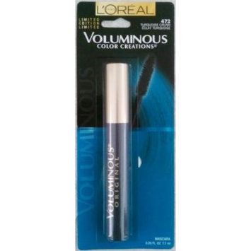 472 Turquoise Crush - Loreal Paris Voluminous Color Creations Mascara