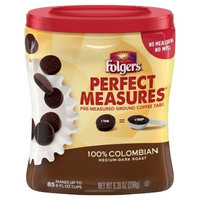 Folgers Perfect Measures Colombian Medium Dark Roast Coffee - 85ct