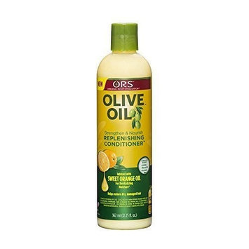 PACKAGE] ORS OLIVE OIL REPLENISHING CONDITIONER 12.25 OZ : Beauty