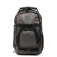 FUL Alleyway Wild Fire Backpack - TITANIUM/ BLACK - OS BD5272