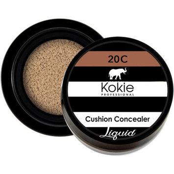 Kokie Professional Liquid Cushion Concealer, 20C