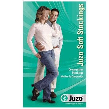 Juzo 2002ATOC10 IV Soft Pantyhose Open Toe Open Crotch - Black