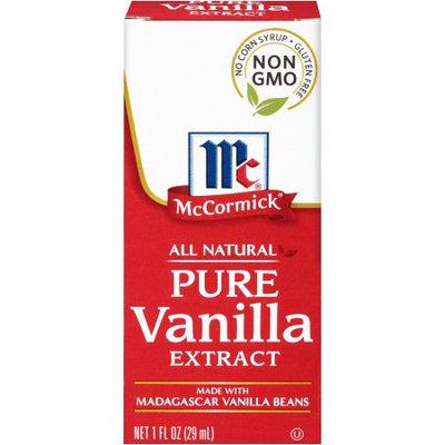 McCormick Vanilla, Pure, 1 OZ (Pack of 2)