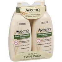 Aveeno Daily Moisturizing Lotion Twin Set - 18 oz (2 PACK) Body Care / Beauty Care / Bodycare / BeautyCare