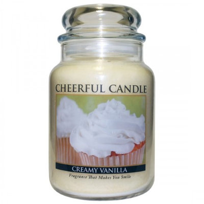 A Cheerful Candle CC10 PAPAS PUMPKIN PIE 24OZ - Pack of 2