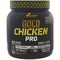 Olimp, Gold Chicken Pro, 300 Tablets [Flavor : Chicken]