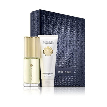 Estee Lauder White Linen Perfume 2 Pc Gift Set: Eau De Parfum Spray + Perfumed Body Lotion