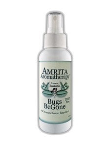 Bugs Be Gone 4oz by Amrita Aromatherapy