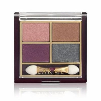 Lakme Eye Color Quartet - Silk Route 7g