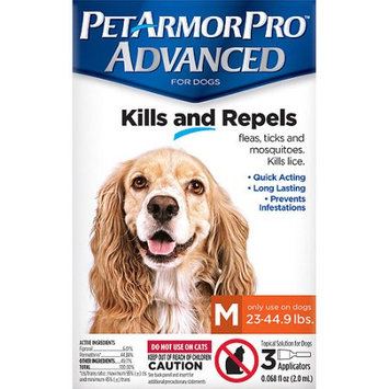 Pet Armor Pro Advanced Medium (2344 lbs) 3 Pack
