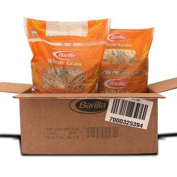 Barilla Elbows 100 Percent Whole Grain Pasta, 160 Ounce - 2 per case.