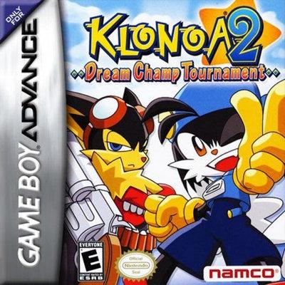 Lenovo Klonoa 2: Dream Champ Tournament