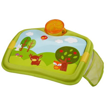 Munchkin Brica Are We There Yet Travel Tray with Snack Catcher Cup
