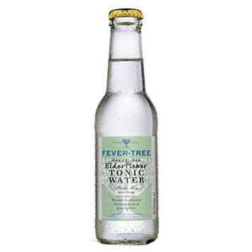 Fever Tree Elderflower Tonic , 200ml, 4 Count [Elderflower]
