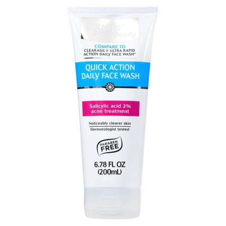 Vi Jon Equate Beauty Quick Action Daily Face Wash, 6.78 oz