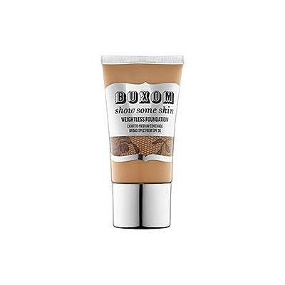 Buxom Show Some Skin Weightless Foundation SPF 30 - Meet Me Latte - neutral beige for medium skin tones , (BNIB)