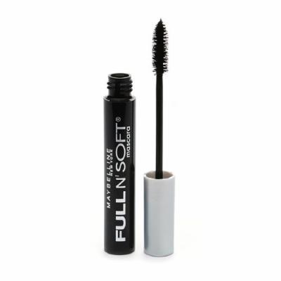 Maybelline Full 'N Soft Mascara, Very Black 0.28 oz / 8.2 ml
