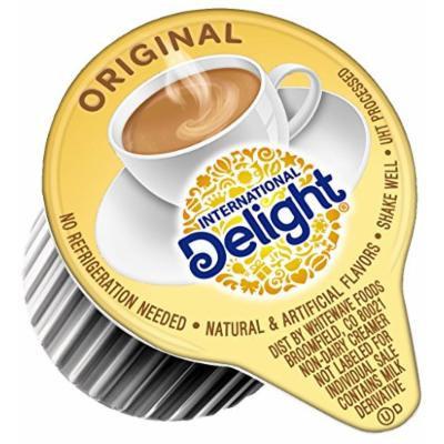 International Delight Original Liquid Creamer, 384 Count Single-Serve Coffee Creamers