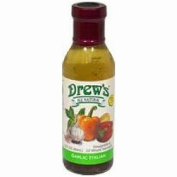 Drew'S Garlic Italian Dressing (Pack Of 6)