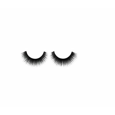 QVS Natural False Eyelashes With Glue Included-Style Q4