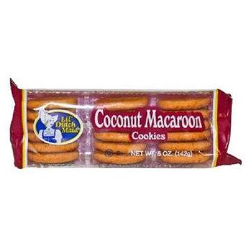 Product Of Lil Dutch Maid, Coconut Macaroon Cookies, Count 12 (5 oz) - Cookie & Cracker / Grab Varieties & Flavors