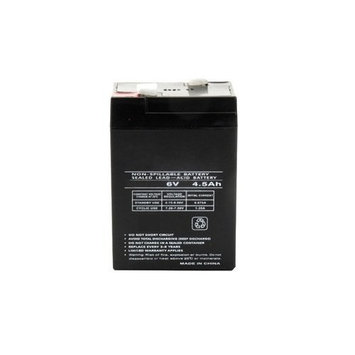 6v 4000 mAh UPS Battery for Sure Light SL26117SP [Electronics]