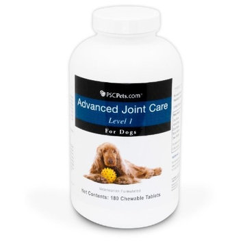 PSCPets Advanced Joint Care Level 1 Chewable Tablets for Dogs