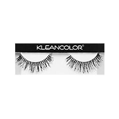 Kleancolor Eyelashes - Romantic Helen Black (Pack of 6)