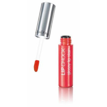 Isadora Lip Chock Glossy Lip Stain - An Innovative 3-in-1 Lip Product – Gloss, Lipstick and Stain (48 Chic Coral)