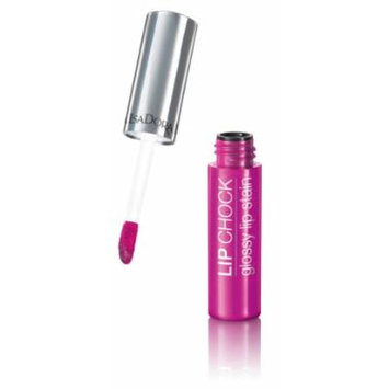 Isadora Lip Chock Glossy Lip Stain - An Innovative 3-in-1 Lip Product – Gloss, Lipstick and Stain (52 Foxy Fuchsia)