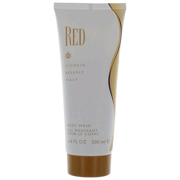 Red by Beverly Hills, 6.7 oz Perfumed Shower Gel for Women