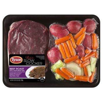 Tyson Beef Pot Roast with Vegetables, 3.9 lb