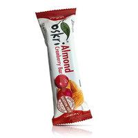 Oskri Cranberry Almond Snack Bars - 53g - 5 Pack