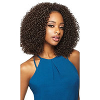 OUTRE Synthetic Hair Half Wig Quick Weave Cassie