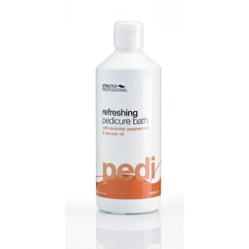 Strictly Professional Refreshing Pedicure Bath 500ml by Strictly Professional