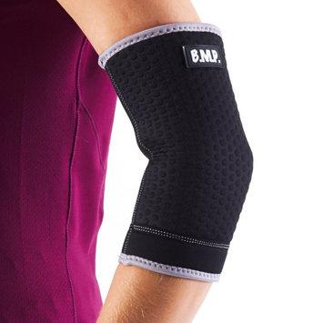 Black Mountain Products Elbow Brace Black M Extra Thick Warming Black Elbow Brace, Medium
