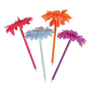 Rhode Island Novelty Flower Pen - Daisy