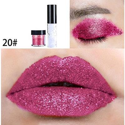 Glitter Vegan Nudes Warm Natural Bronze Neutral Smokey Eye Shadows Cosmetic Shimmer Sparkly Pearl Eyeshadow Palette Women Eye Lipstick Makeup by...